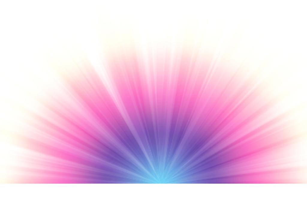 růžová záře